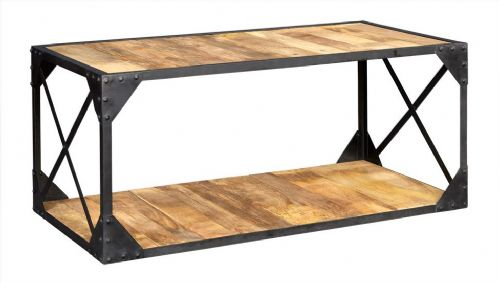 Aintree Industrial Coffee Table